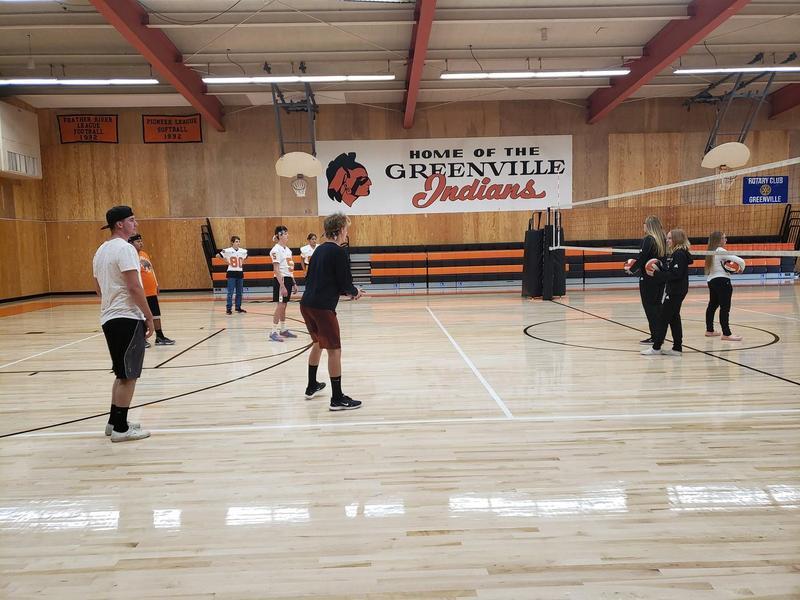 Boys Volleyball 2019
