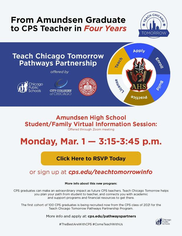 The Teach Chicago Tomorrow Pathways Partnership is looking for Applicants Featured Photo