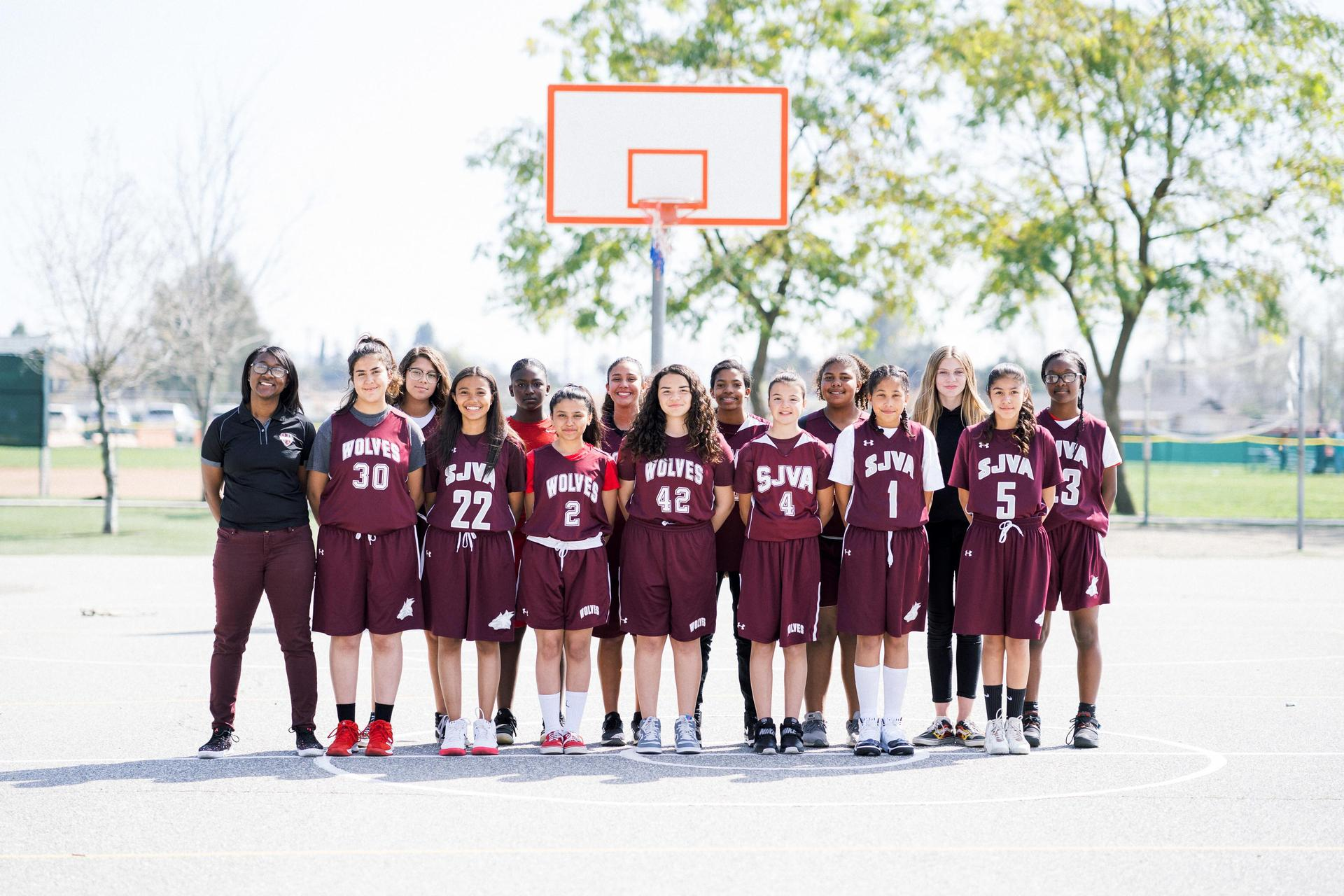 2019 MS Girls Basketball