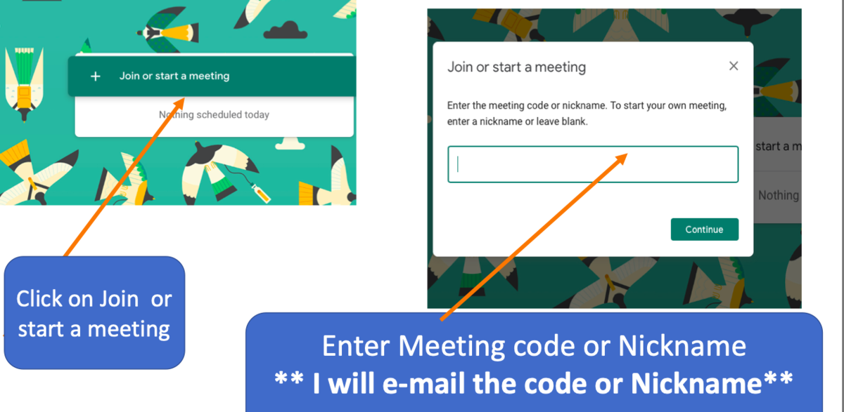 Meet Code