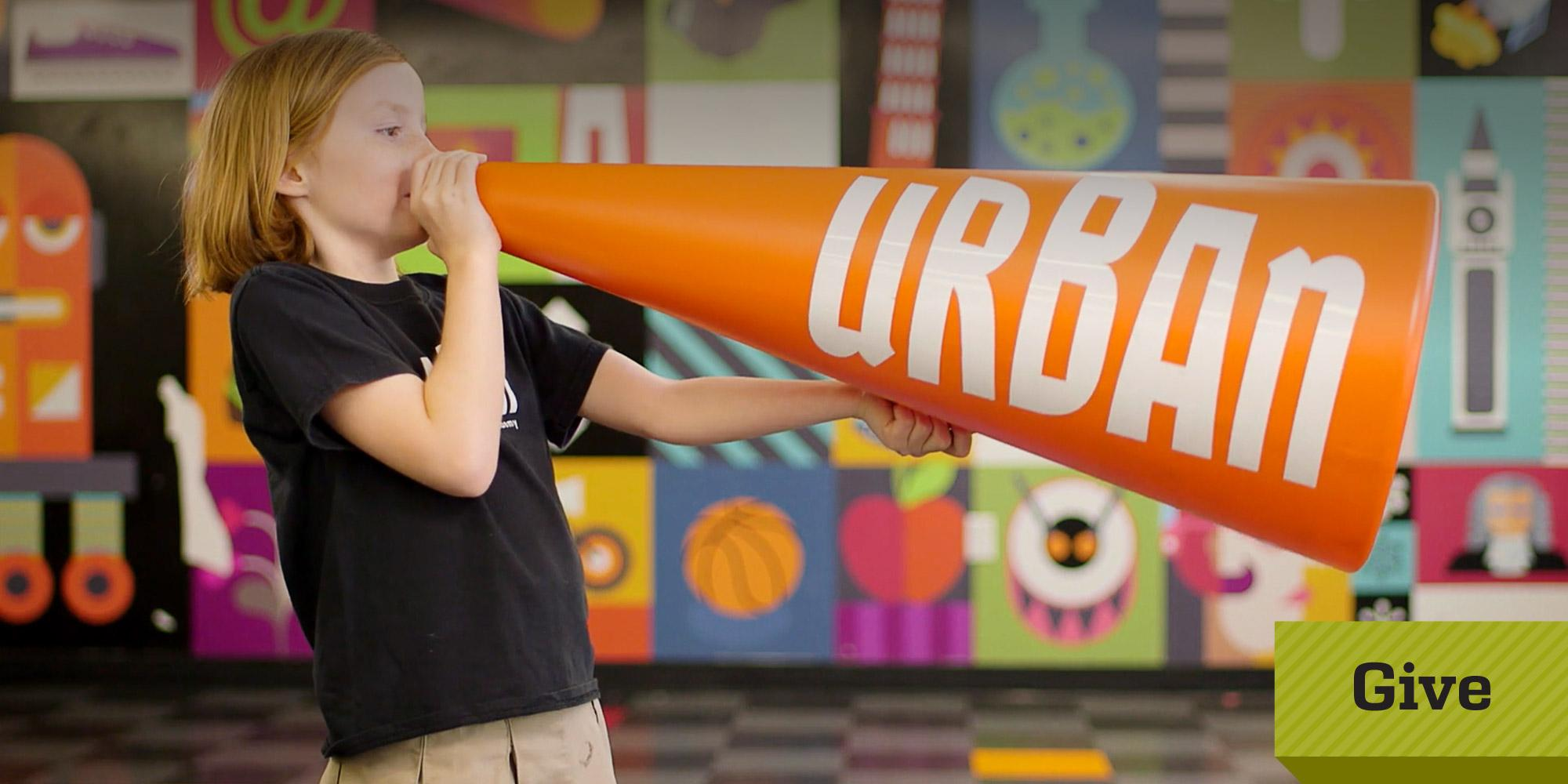 Give to Support Urban Discovery Schools
