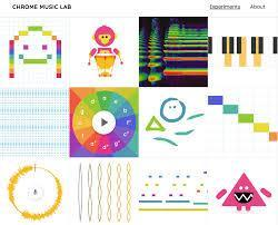 Chrome Music Lap