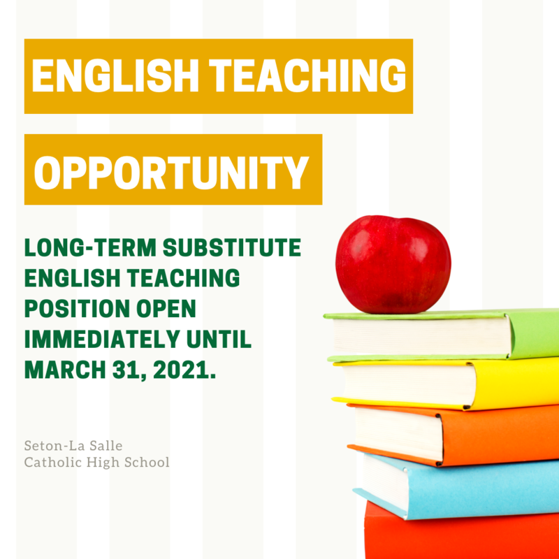 English Teaching Opportunity