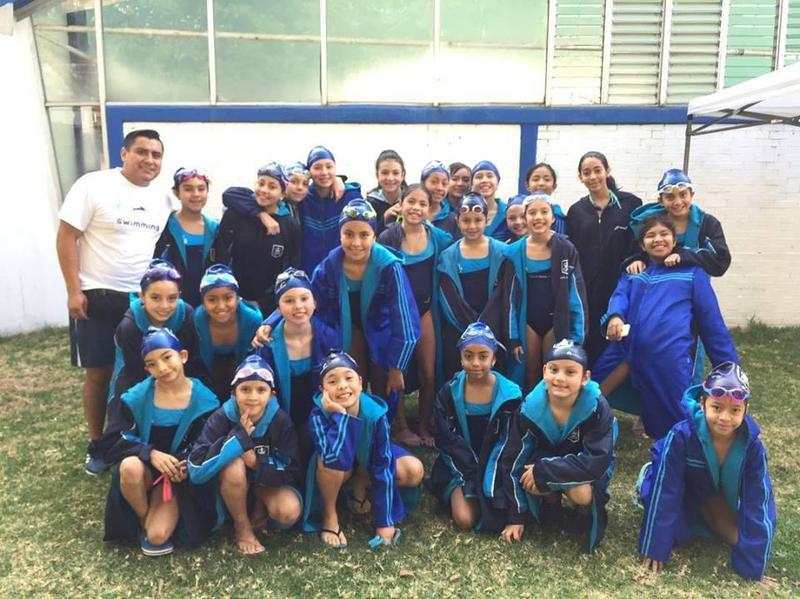 GRAN FINAL DE SEMESTRE ACUÁTICO PRINS EN QUEEN ELIZABETH SCHOOL Featured Photo