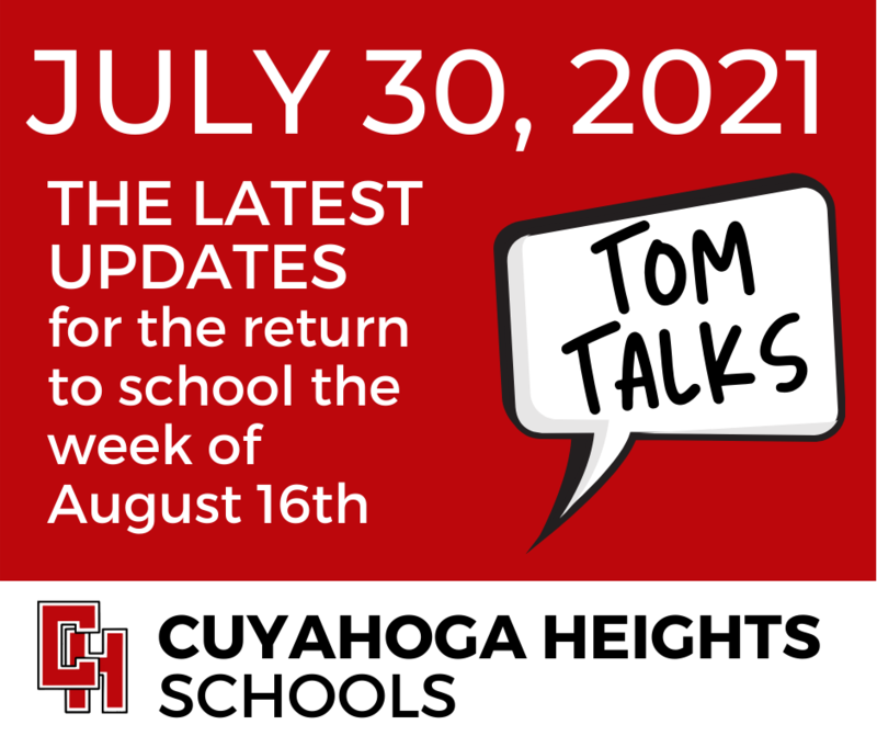 Tom Talks 07/30/21