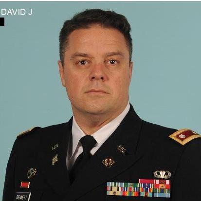 LTC(R). David Bennett's Profile Photo