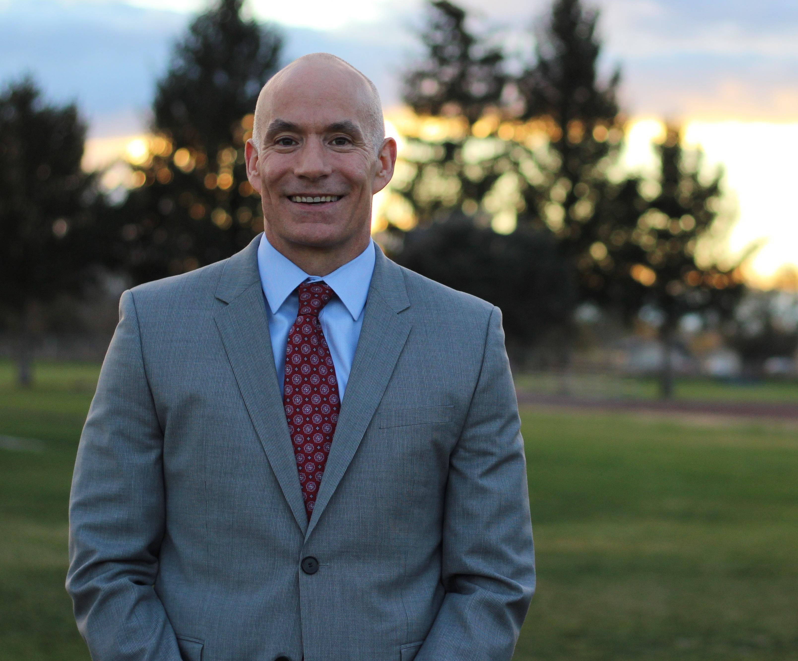Superintendent  Brian Hart