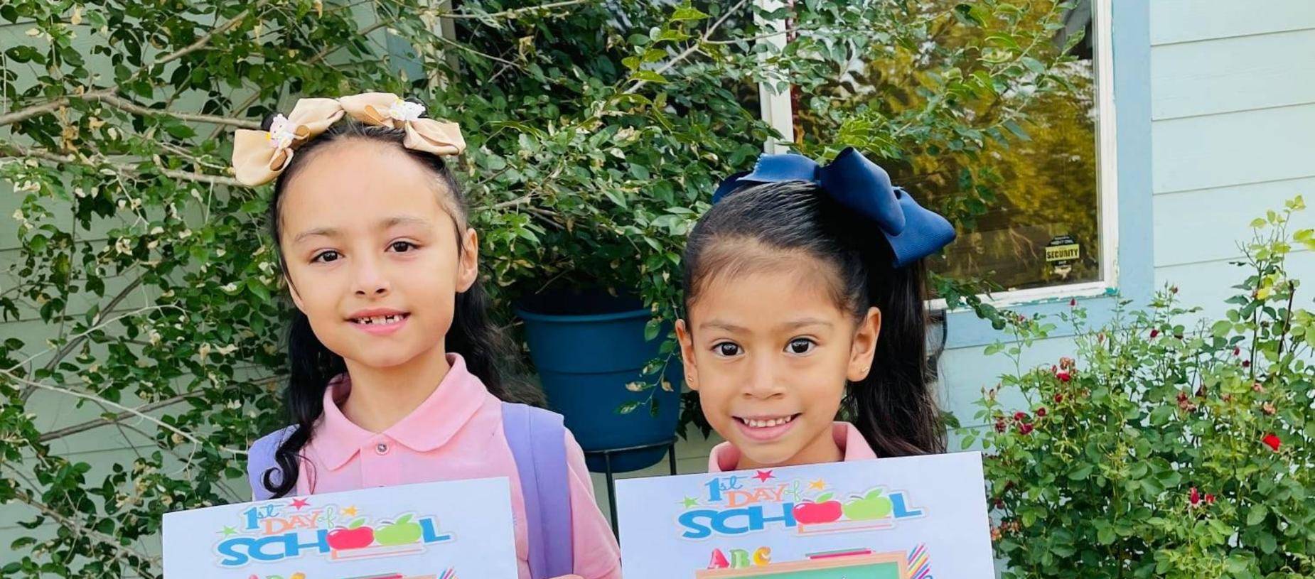 First Day of School 2021-2022!