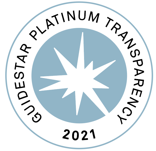 Guidestar 2021 Seal of Transparency