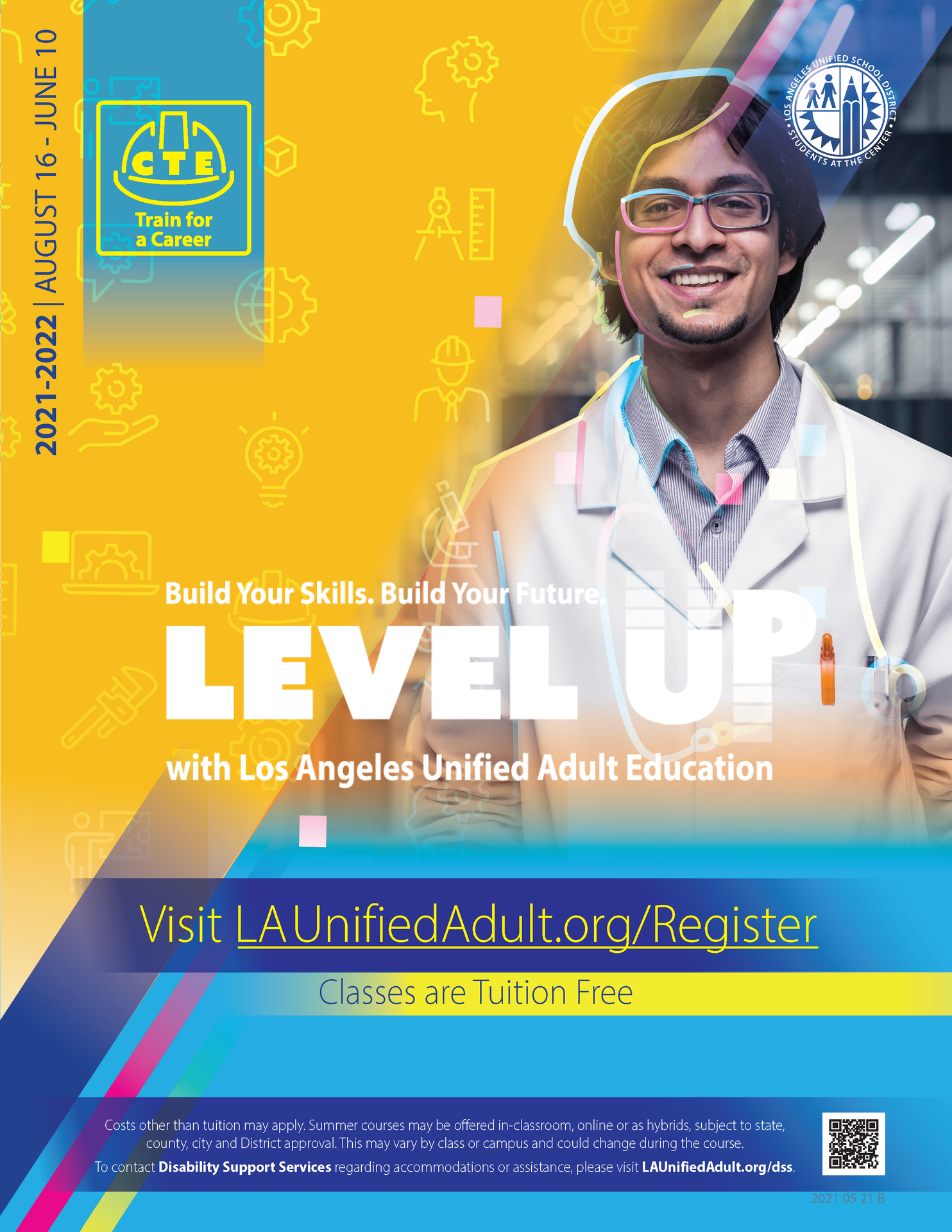 Career Technical Education Flyer - General - Cover 06