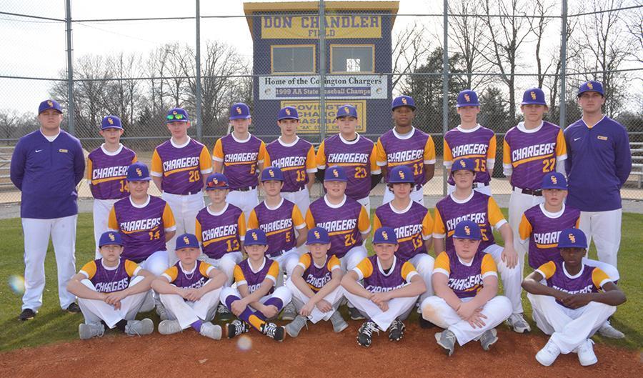 2019 Baseball Team