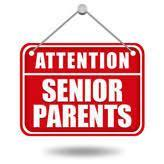 Senior Parents - make sure you are up to date on all Senior Info Thumbnail Image