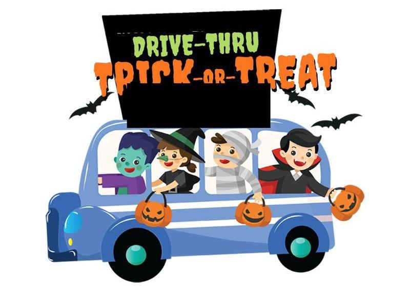 Trick of Treat Drive Thru, October 29 Thumbnail Image