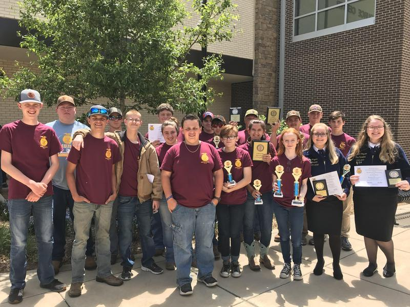 FFA attends Regional Competition Featured Photo