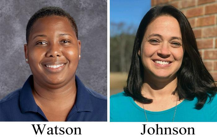 Two CCSD teachers earn National Board certification Featured Photo