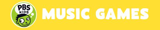 pbskids music