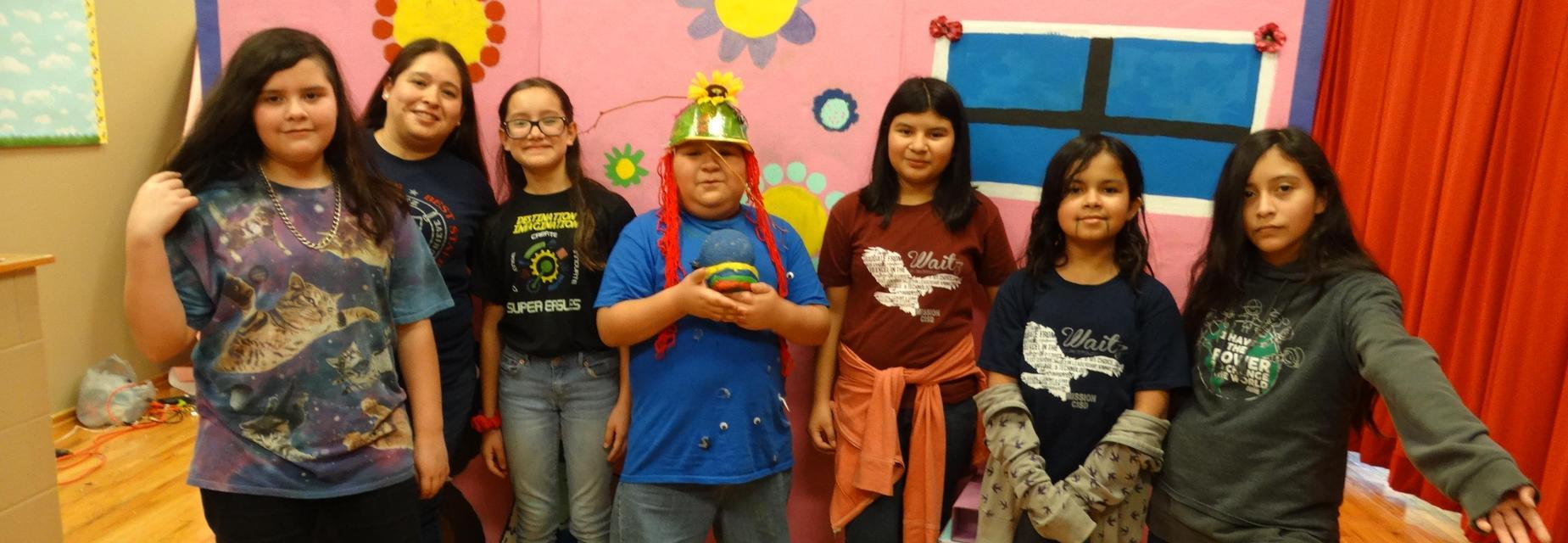 5th grade DI team