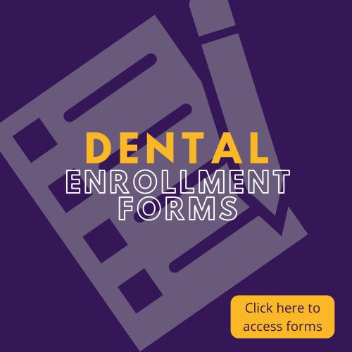Dental Enrollment Form