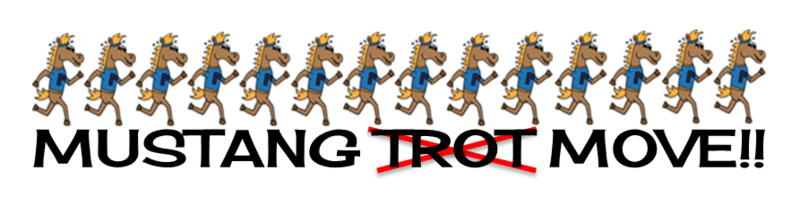 Mustang Trot