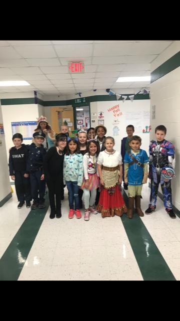Mrs  S  Bell – Shawnna Bell – RJ Richey Elementary