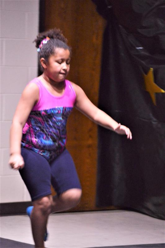 3rd grade acrobat.