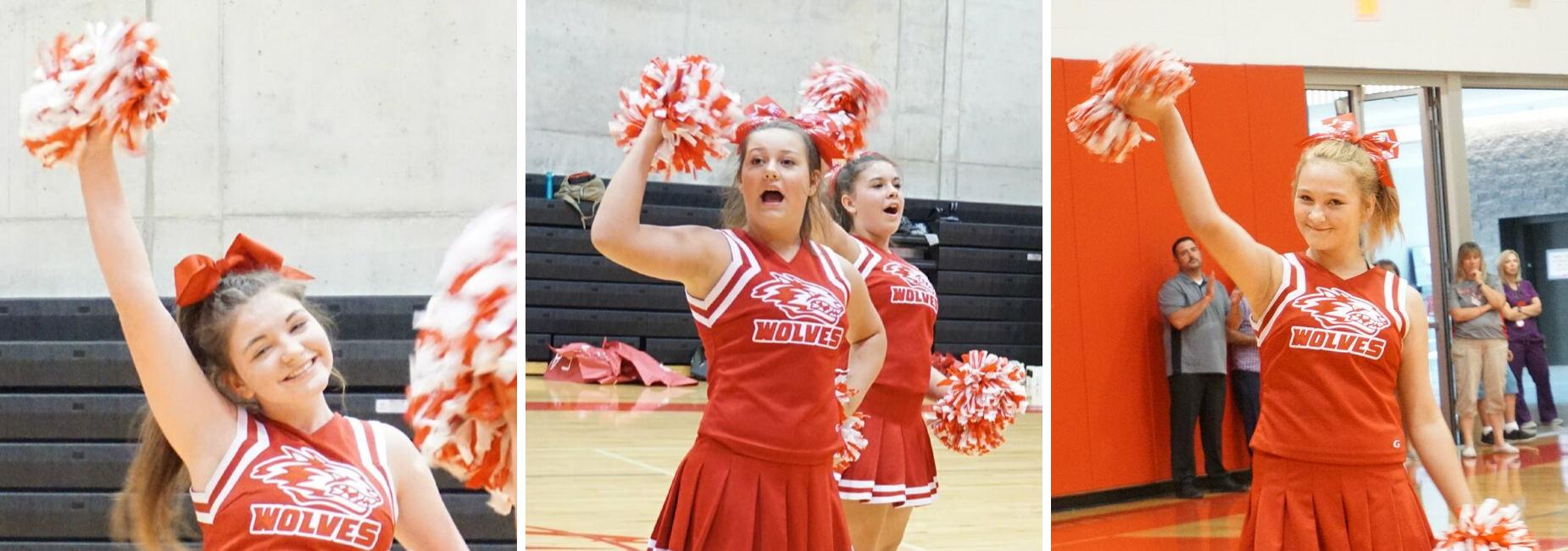 pictures of ms cheerleaders