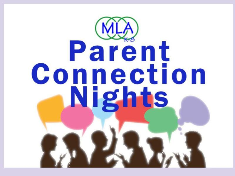 Parent Connection Nights are coming to MLA Featured Photo