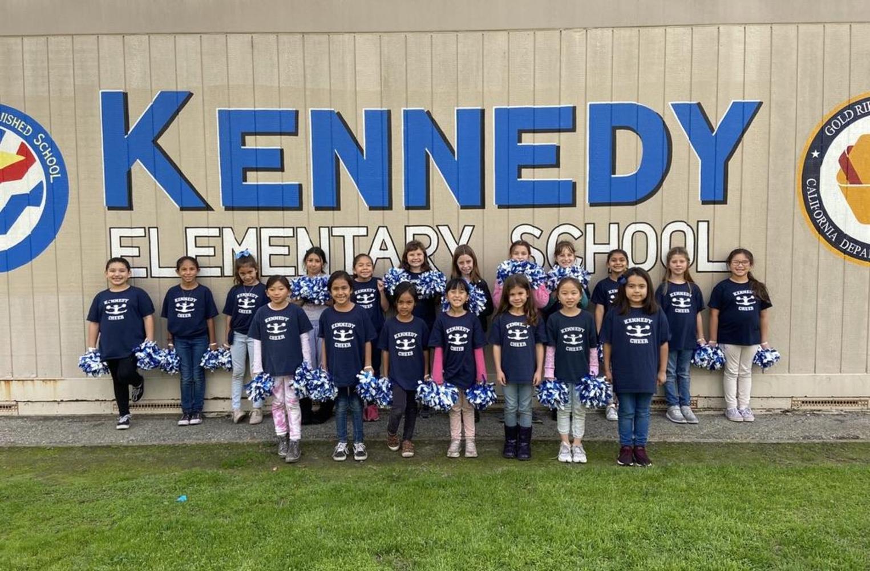 Kennedy Cheerleaders