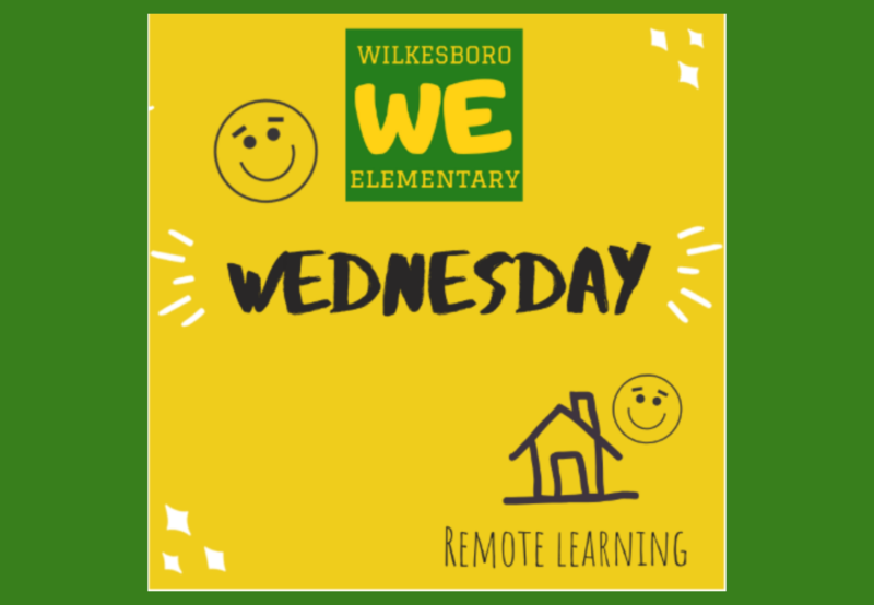 Remote Learning Wednesday