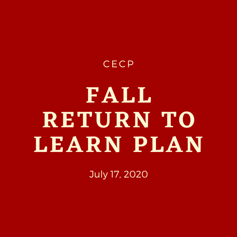Fall 2020 Return to Learn Now Starting AUGUST 17 Featured Photo