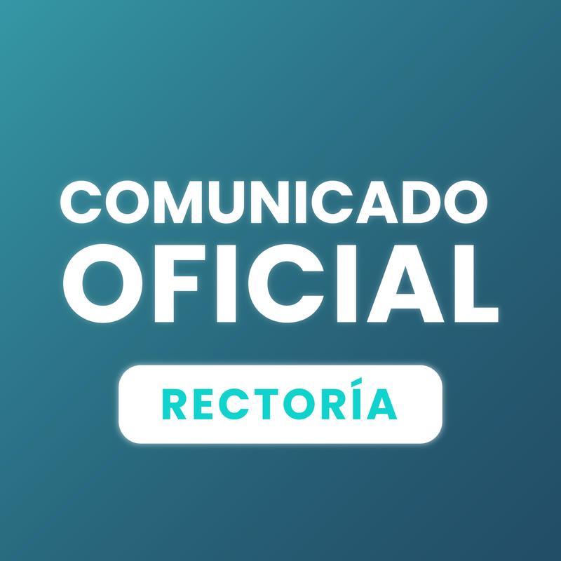 Comunicado Oficial Featured Photo