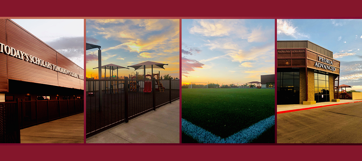 AMS Peoria Advanced - Peoria Charter School - School Exterior Photos