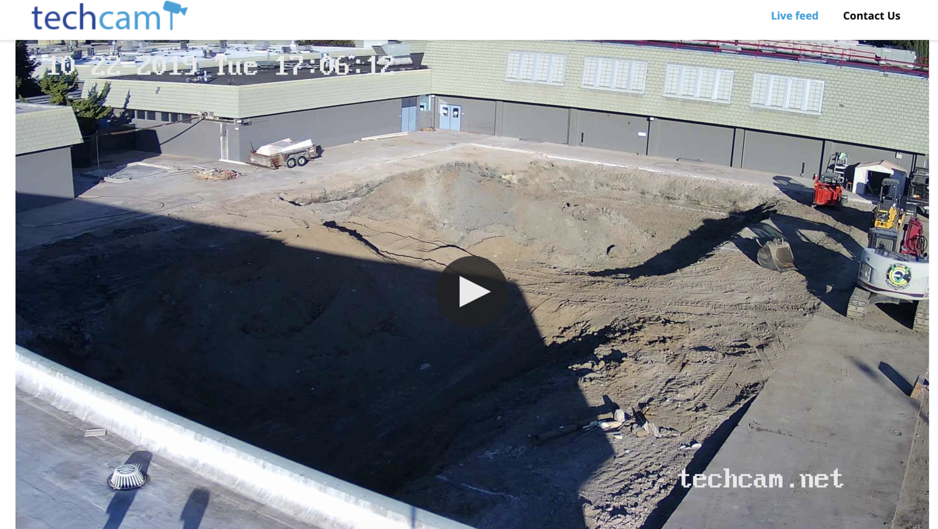 PHS Live Pool Construction Cam