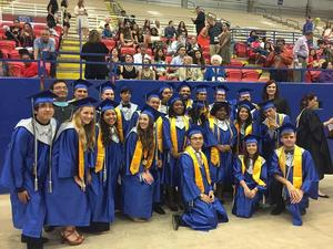 manor new tech high school graduates