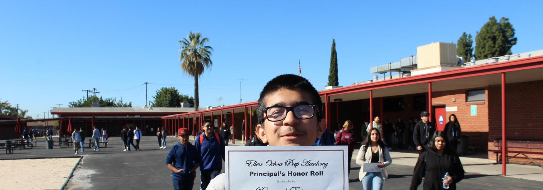 Award Receipent