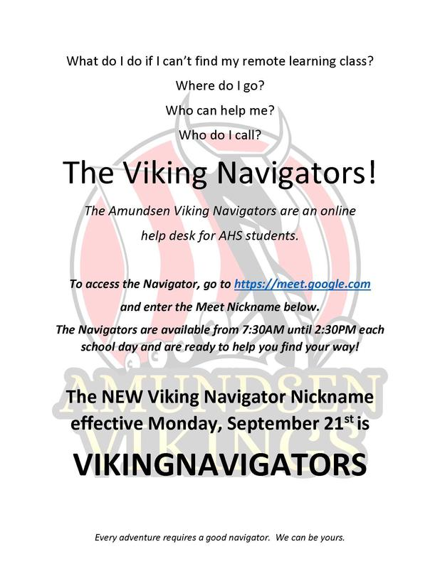 The Viking Navigators have a new home! Featured Photo
