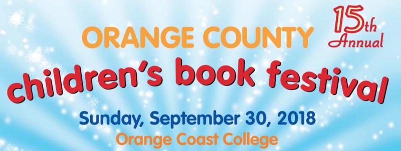 Orange County Children's Book Festival Featured Photo