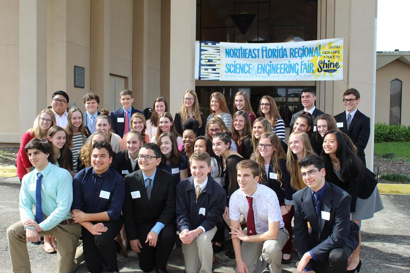 Northeast Florida Regional Science and Engineering Fair 2019 Winners Thumbnail Image