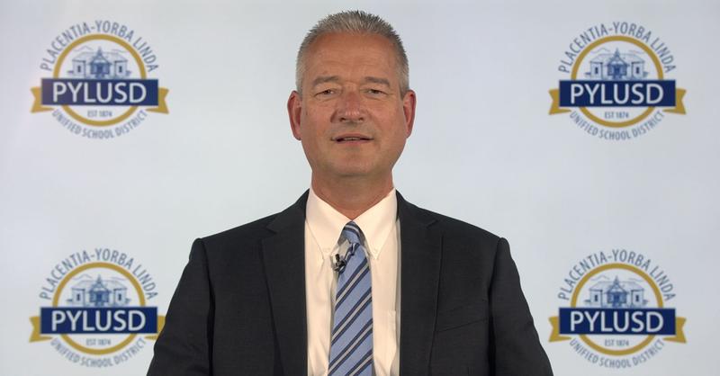 VIDEO: Superintendent Dr. Jim Elsasser's 2021-2022 Back to School Message