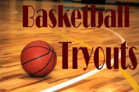 Basket ball tryouts