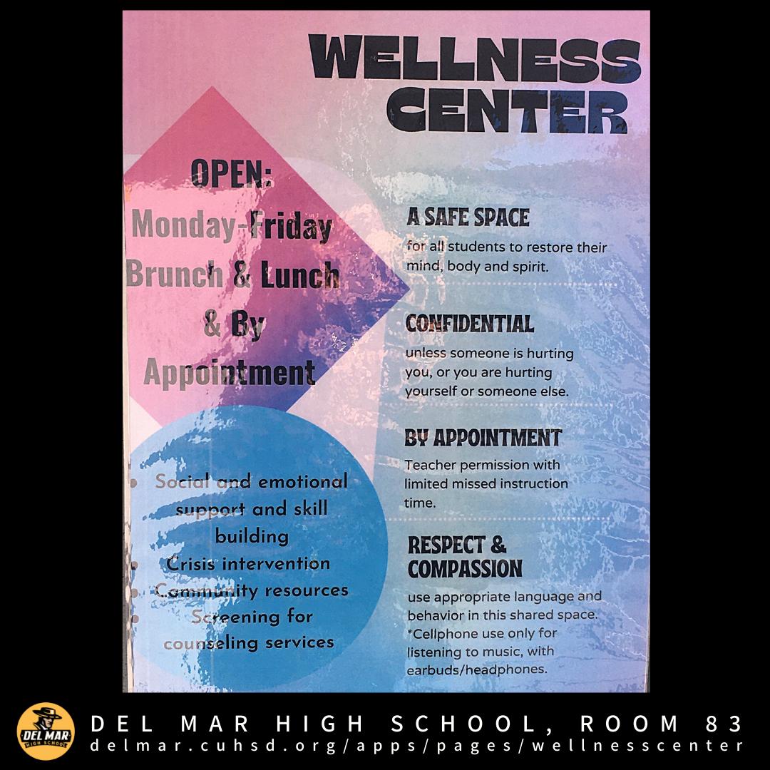 wellness center hours