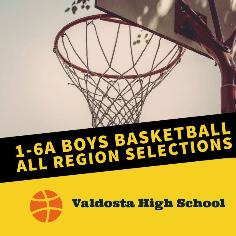 1-6A All Region Selections for Boys Basketball