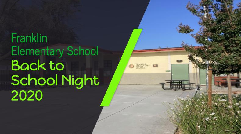 Virtual Back To School Night 9/9 and 9/10 Thumbnail Image