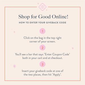 Shop Online Instructions
