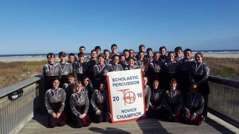 Indoor Percussion Atlantic Coast Champions 2016