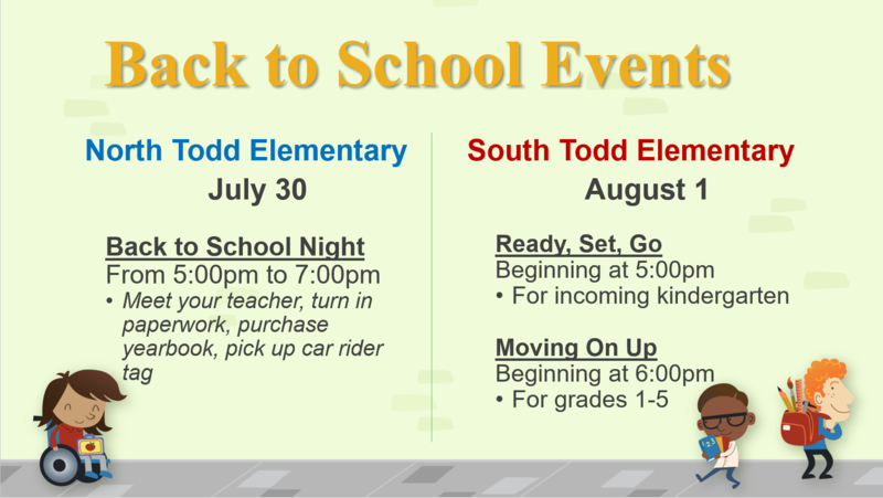 Elementary Back to School Nights Featured Photo