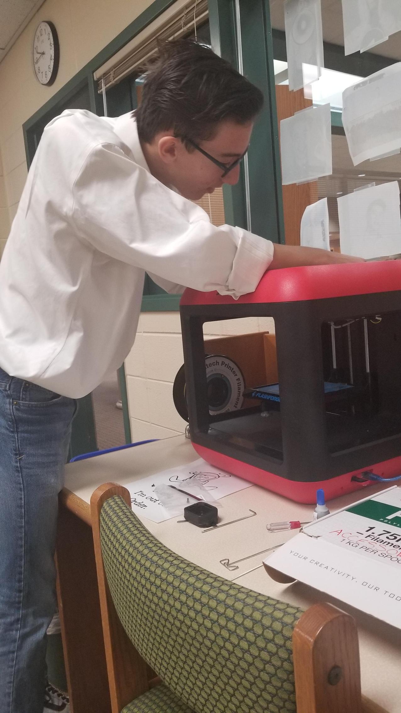 3D Printer Repairs