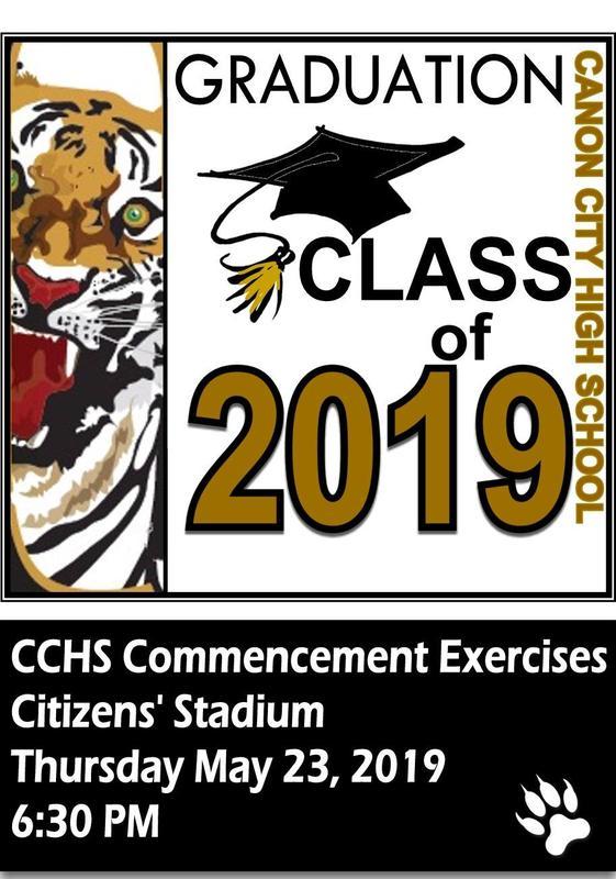 Canon City High School Graduation Thumbnail Image