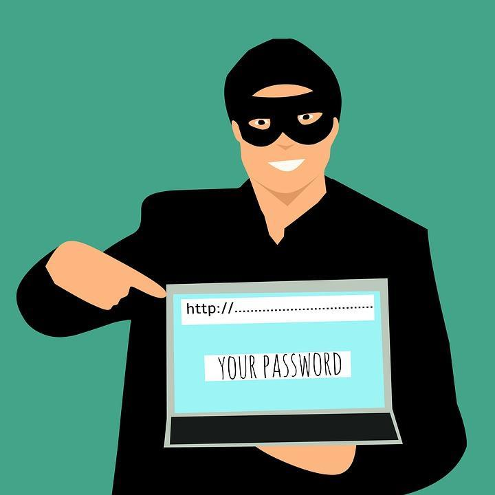 Pshishing scam