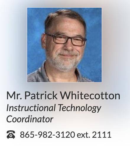 Mr. Whitecotton